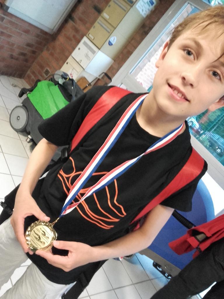 Médaille de Nicolas