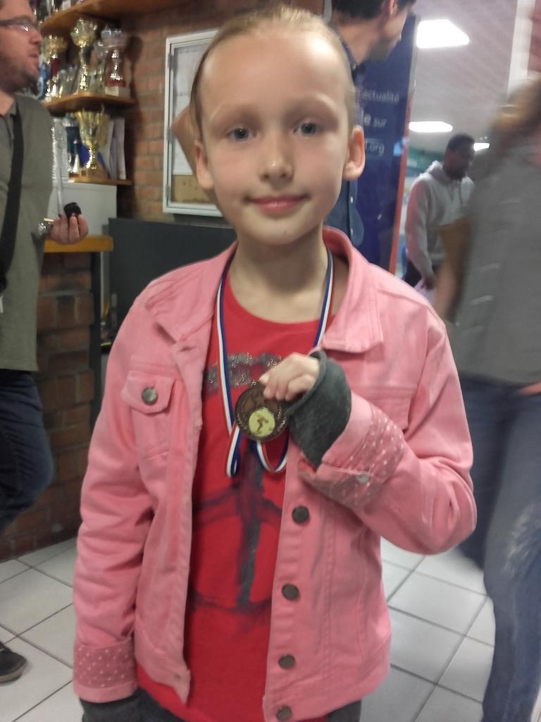 Médaille de chloé