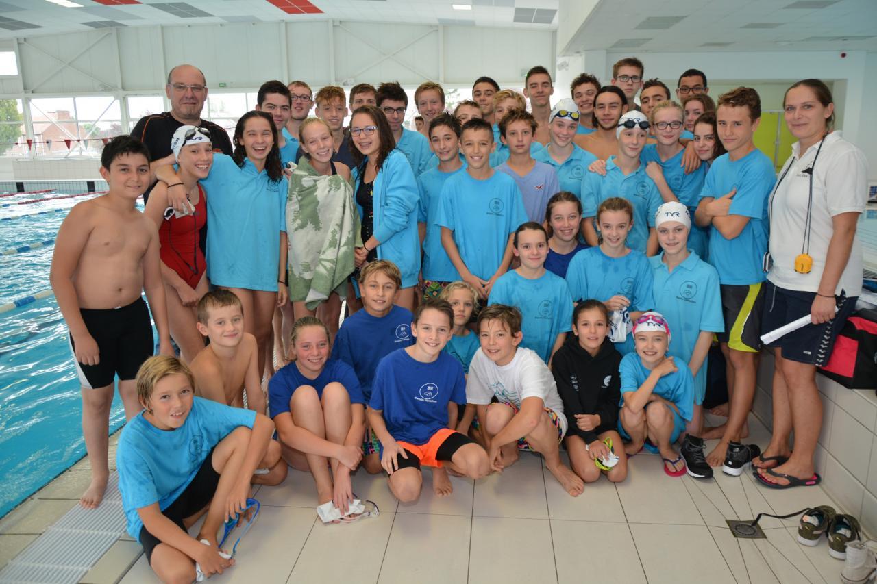 seclin  natation critérium 02/10/2016